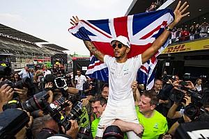 F1 Artículo especial Hamilton y Vettel lucharon por su país... e Inglaterra empató