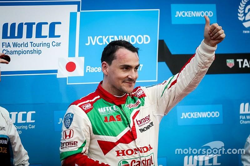 ミケリスの濃密な1日「レース1ではもっとポイントを獲れたはず」
