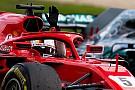 Räikkönen, Vettel et l'avantage du Halo à Melbourne