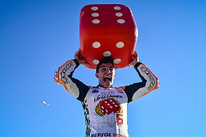 General Breaking news Autosport Awards: Marquez clinches Rider of the year