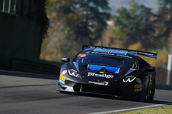 Lamborghini Super Trofeo Gara Finale Mondiale, PRO/PRO-AM: Agostini e Hindman i re di Gara 1