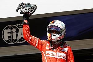 Formule 1 Réactions Heureux pour Ferrari, Vettel admet
