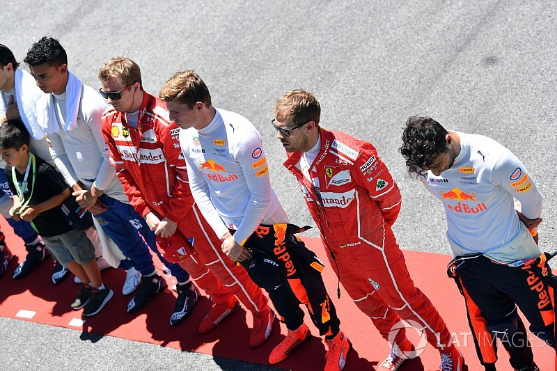 Гері Андерсон: Формула 1 може краще вирішити проблему ваги гонщика