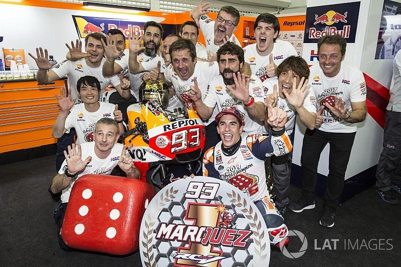 """Márquez: """"O que me faria sair da Honda? Não poder ganhar"""""""
