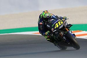 Rossi bang om te stoppen met racen, maar weet oplossing