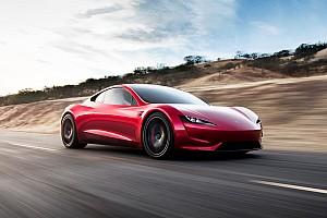 Prodotto Ultime notizie Tesla Roadster, quella da 400 km/h