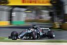 Гран Прі Австралії: Ферстаппен розділив два Mercedes у другій практиці