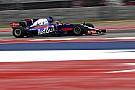 Формула 1 Хартли потеряет на старте в Остине 25 позиций