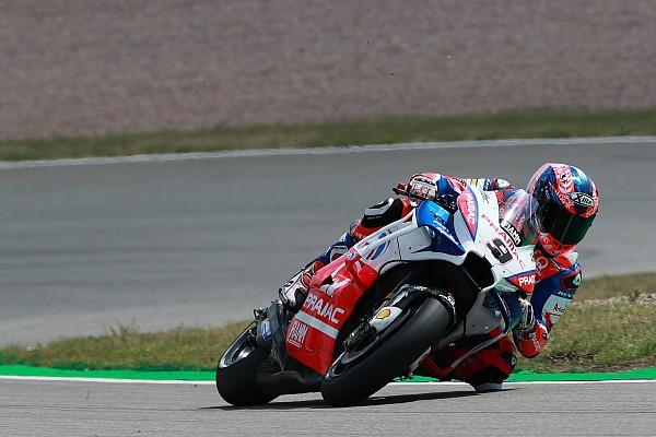 MotoGP Réactions Quatrième, Petrucci rumine un podium perdu et charge Lorenzo