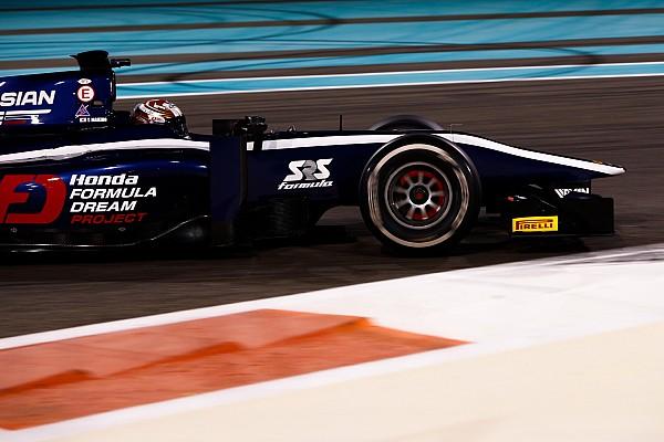 Маркелов проведет в Формуле 2 пятый сезон