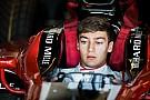 FIA F2 George Russell correrà con ART anche nel 2018, ma salirà in Formula 2