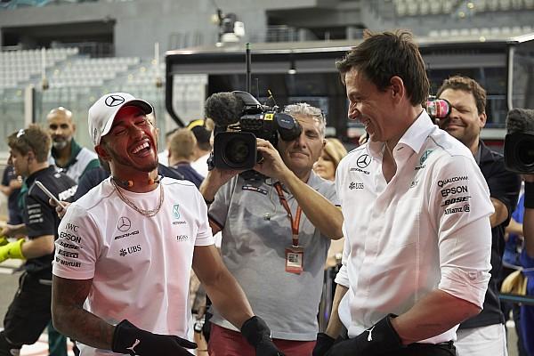 Хэмилтон: «Кухонная встреча» с Вольфом обнулила отношения с Mercedes