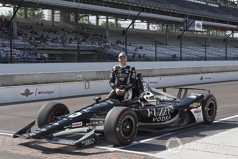 Indy 500: Carpenter batte lo squadrone Penske ed è la sua terza pole