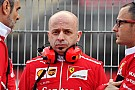 Formula 1 Chief designer Resta leaves Ferrari for Sauber