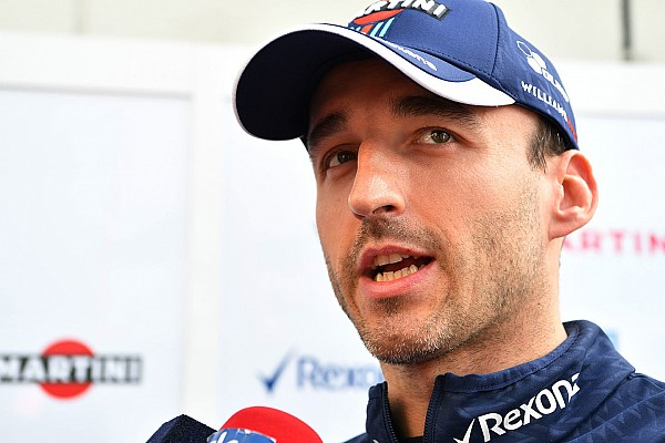 Kubica: Reserve role gives