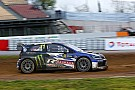 Barcelona World RX: Solberg tops qualifying, Loeb struggles