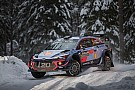 Sweden WRC: Neuville leads Mikkelsen, Ogier off the pace