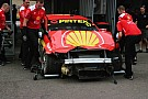 High-speed crash for McLaughlin at Sydney test