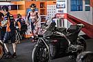 Márquez teste une évolution de la Honda et y voit du positif