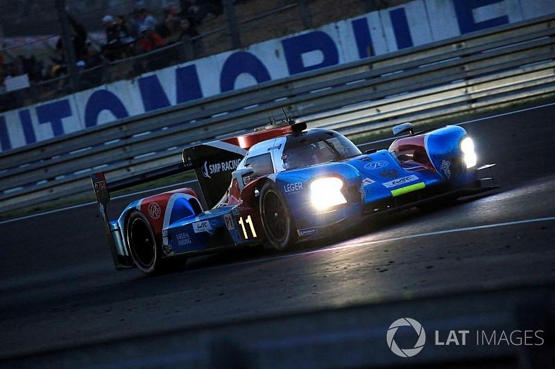 Button, ilk Le Mans 24 Saat deneyiminde dayanıklılık sorunu yaşadığı için üzgün
