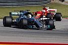 Формула 1 Гран Прі США: Хемілтон не залишив шансів Феттелю в гонці