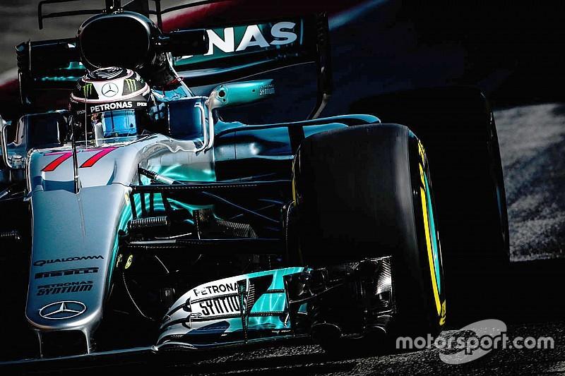 """【F1】王者メルセデス加入のボッタス「僕は""""ナンバー2""""にはならない」"""