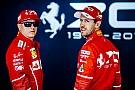 Formula 1 Vettel: Kimi rekan setim terbaik saya di F1