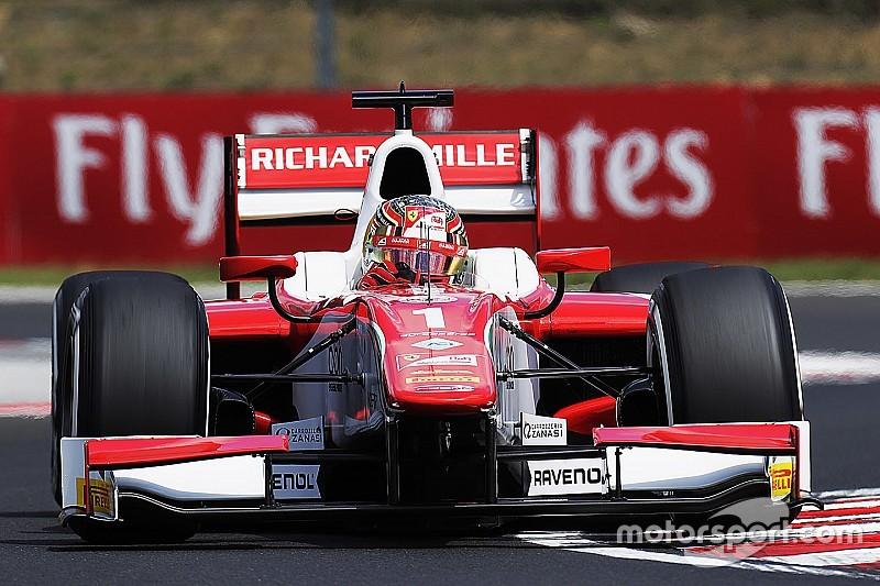 Leclerc mantiene su récord perfecto en Hungría