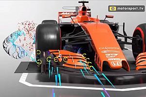 Formula 1 Özel Haber Video: F1'deki hava akımı ve aerodinami gizemi