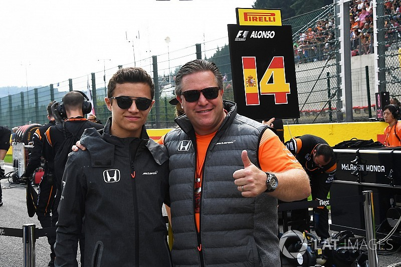 McLaren: Alonso-Norris karşılaştırmaları kaçınılmaz