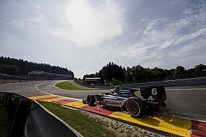 FIA F2 Отчет о гонке Маркелов вырвал второе место в последнем повороте гонки Ф2