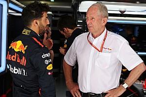 Formel 1 News Daniel Ricciardo lässt sich bitten: Klopfe nicht bei Ferrari/Mercedes an!
