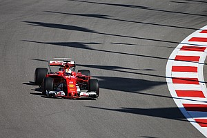 Formula 1 Practice report Russian GP: Vettel, Raikkonen keep Ferrari on top in FP3