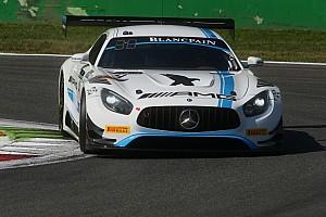 Blancpain Endurance Qualifying report Buurman tops Paul Ricard Blancpain qualifying for Mercedes