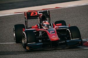 FIA F2 テストレポート 【F2】テスト2日目:松下信治は0.5秒差8番手。トップはラティフィー