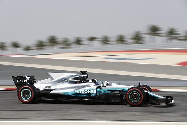 Bottas rondt testsessie af met snelste tijd, Vandoorne productief voor McLaren