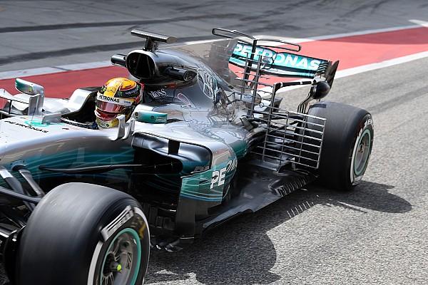 Formule 1 Les meilleures photos techniques des essais de Bahreïn