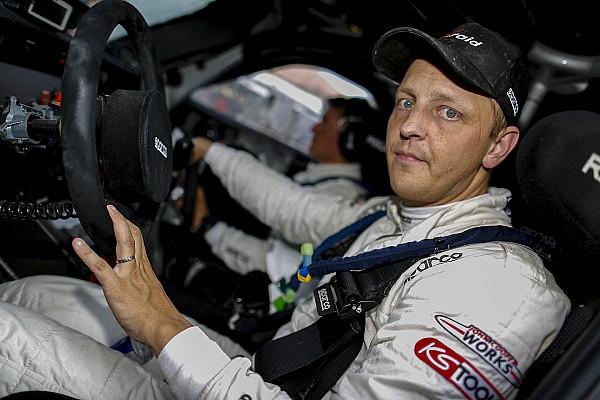 World Rallycross Hirvonen to test World Rallycross car at Silverstone