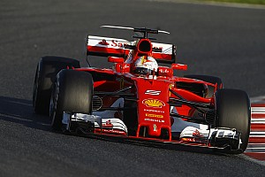 Vettel says F1 2017's new cars
