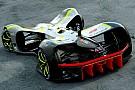 RoboRace Gallery: Roborace unveils 'Robocar' autonomous racer