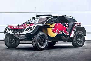 Dakar Ultime notizie Ecco la Peugeot 3008 DKR Maxi, nuova arma per la Dakar 2018