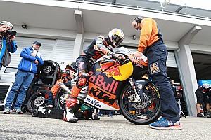 Moto3 Verslag vrije training Bendsneyder tweede, P3 Loi in derde vrije training GP Duitsland