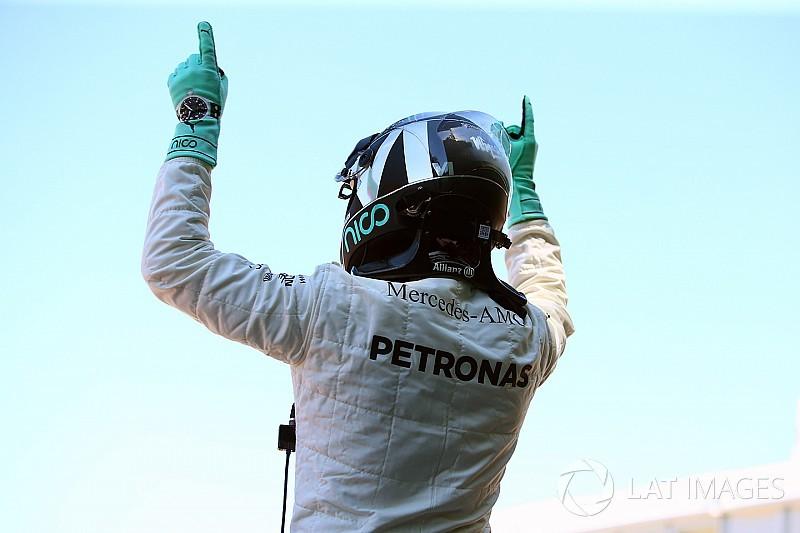 """Rosberg, Formula E'de rol almaya """"açık"""""""