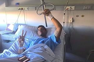 Moto3 Noticias de última hora Martín, operado de una lesión más grave de lo detectado inicialmente