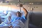 Martín, operado de una lesión más grave de lo detectado inicialmente