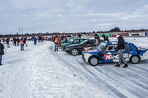 DCU Прев'ю Другий етап всеукраїнської зимової серії з дріфтингу відбудеться цими вихідними
