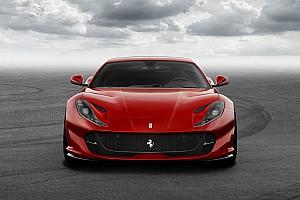 Vídeo: un Ferrari desatado en Nurburgring
