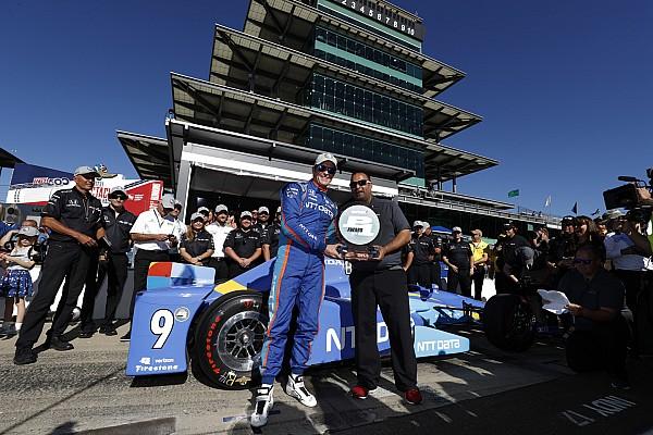 Indy 500: Dixon rebut pole dengan 232 mpj, Alonso start kelima