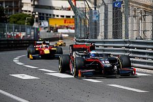 FIA F2 Репортаж з гонки Ф2 у Монако: дебютна перемога де Вріса