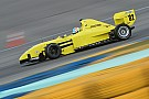 Pro Mazda Fischer, Askew top Mazda Road To Indy test on Day 1
